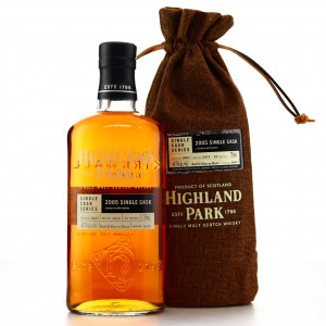 Highland Park 2005 Single Cask 12 Year Old #3693 75cl / BevMo US Exclusive