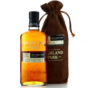 Highland Park 2004 Single Cask 13 Year Old #6122 75cl / BevMo US Exclusive
