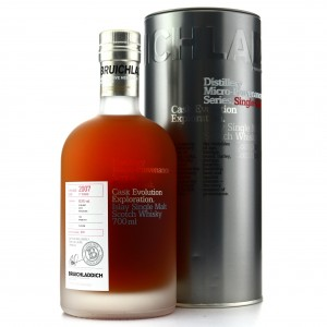 Bruichladdich 2007 Micro Provenance Single Cask 11 Year Old #1310 / UK Laddie Crew