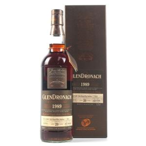 Glendronach 1989 Single Cask 20 Year Old #3315