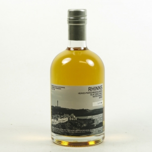 Bruichladdich 2007 Rhinns Limited Edition Valinch / Heavily Peated Front