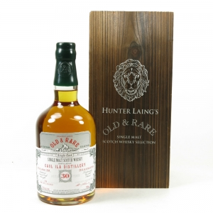 Caol Ila 1984 Hunter Laing 30 Year Old