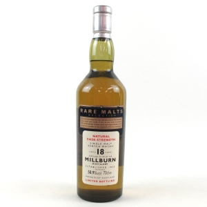 Millburn 1975 Rare Malt 18 Year Old / 58.9%
