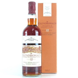 Glendronach 12 Year Old 1980s / Sherry Cask