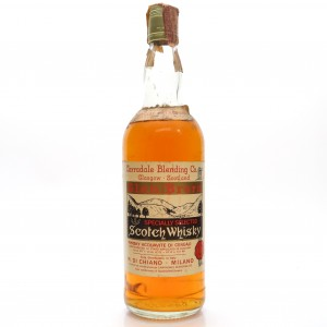 Glen Brora Specially Selected Scotch Whisky 1970s / Di Chinao Import
