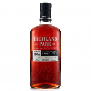 Highland Park 2002 Single Cask 13 Year Old #6367 / SMWS & VYS