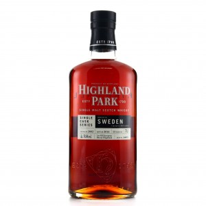 Highland Park 2002 Single Cask 13 Year Old #6403 / Sweden
