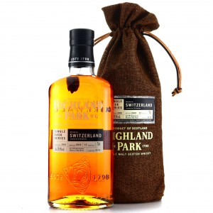 Highland Park 2002 Single Cask 15 Year Old #2118 / Switzerland Exclusive