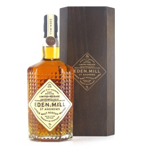 Eden Mill Single Malt First Bottling / Bottle #165