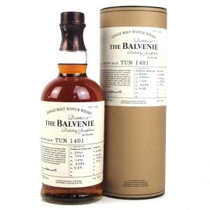 Balvenie Tun 1401 Batch #5