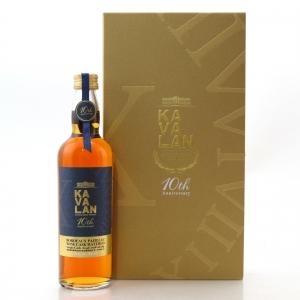 Kavalan Bordeaux Pauillac Wine Cask Matured 20cl / 10th Anniversary