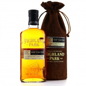 Highland Park 2002 Single Cask 15 Year Old #3249 75cl / Nor'Easter