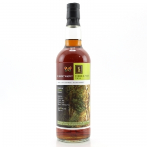 Littlemill 1990 Whisky Agency 20 Year Old / Three Rivers