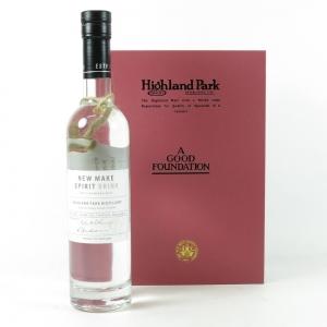 Highland Park New Make Spirit and A Good Foundation (1924 Reprint) Front