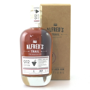 Foursquare 10 Year Old Alfred's Double Aged