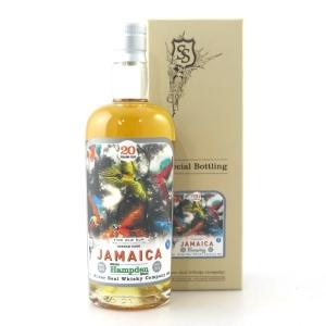 Hampden 1993 Silver Seal 20 Year Old Jamaican Rum