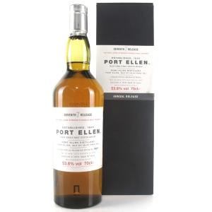 Port Ellen 1979 28 Year Old 7th Release