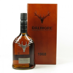 Dalmore 1968 43 Year Old Front