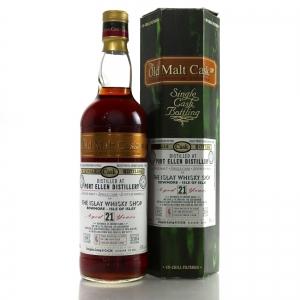 Port Ellen 1982 Douglas Laing 21 Year Old / Islay Whisky Shop
