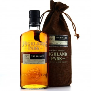Highland Park 2004 Single Cask 13 Year Old #6501 75cl / The Rockies