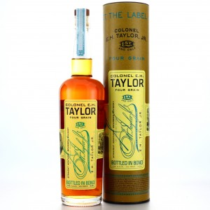 Colonel E.H Taylor Four Grain / 2017 Release