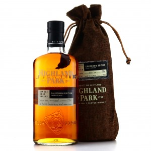 Highland Park 2005 Single Cask 13 Year Old #3609 75cl / California Edition