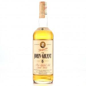Glenfarclas The John Grant 6 Year Old 1980s / Frattina Import