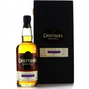 Springbank 1970 Chieftain's 37 Year Old
