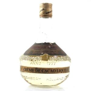 Herman Jansen Creme De Cacao Liqueur
