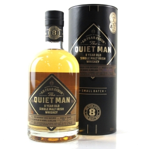 Quiet Man 8 Year Old Single Irish Malt