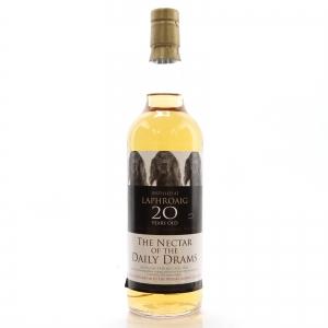 Laphroaig 1990 Whisky Agency 20 Year Old / Nectar