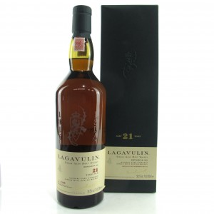 Lagavulin 1985 Cask Strength 21 Year Old