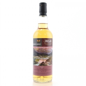 Burnside 1992 Whisky Agency 23 Year Old / ACLA Selection