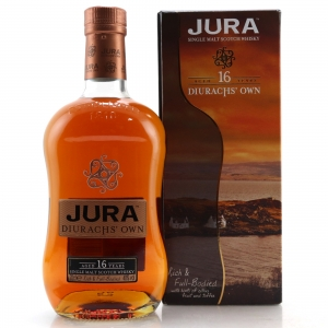 Jura 16 Year Old Diurachs' Own