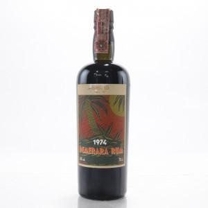 Demerara Rum 1974 Samaroli