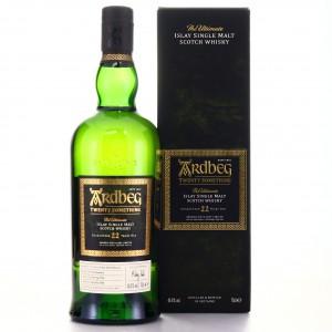 Ardbeg Twenty Something 22 Year Old / Committee Release