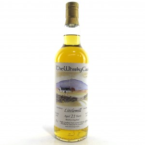 Littlemill 1992 The Whisky Cask 21 Year Old 
