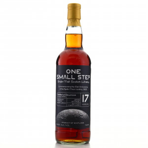 Bowmore 2002 The Whisky Barrel 17 Year Old / One Small Step