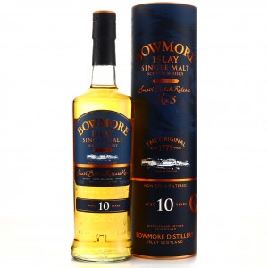 Bowmore 10 Year Old Tempest Batch #3