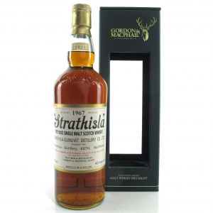 Strathisla 1967 Gordon and MacPhail 43 Year Old 75cl / US Import