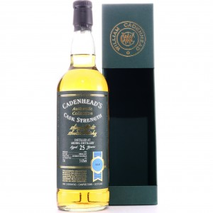 Ardbeg 1993 Cadenhead's 25 Year Old