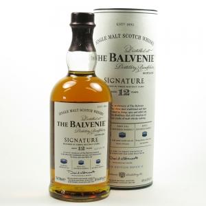 Balvenie 12 Year Old Signature Batch 005