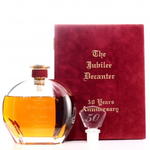 Speyside 25 Year Old Decanter / Golden Jubilee Decanter