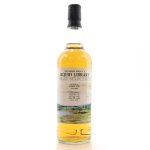 Caol Ila 1982 Whisky Agency 26 Year Old / Liquid Library