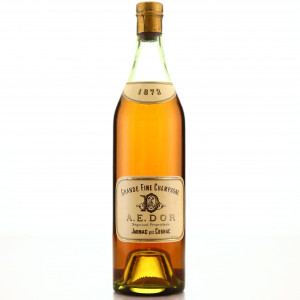 A.E. DOR 1872 Grande Fine Champage Cognac