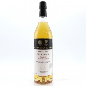 Hampden 17 Year Old Berry Brothers and Rudd / The Whisky Barrel