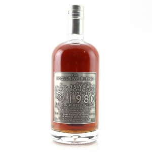 Exclusive Blend 1980 Creative Whisky Co 35 Year Old