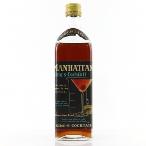 Manhattan King's Cocktail 1950s