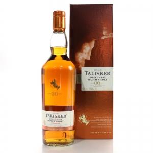 Talisker 30 Year Old 2013 Release