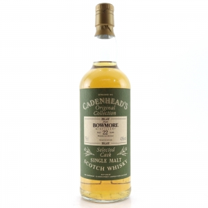 Bowmore 22 Year Old Cadenhead's 1980s